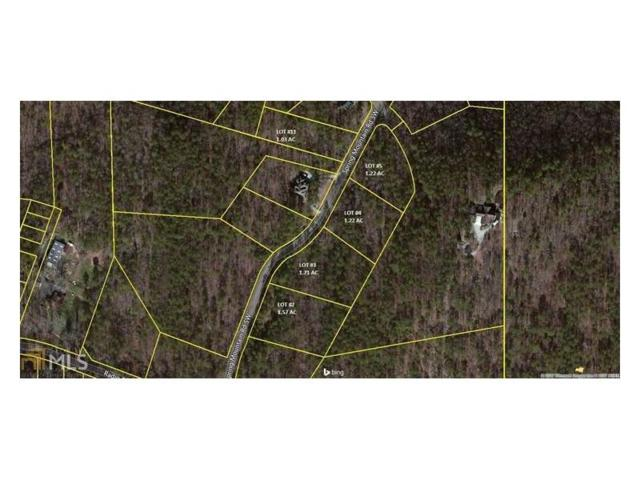 Lot 5 Spring Mountain Road, Rome, GA 30165 (MLS #5915721) :: The Bolt Group