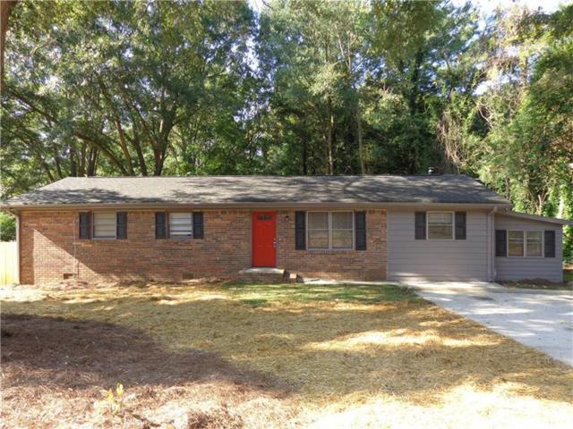 4309 Macedonia Road, Powder Springs, GA 30127 (MLS #5915810) :: North Atlanta Home Team