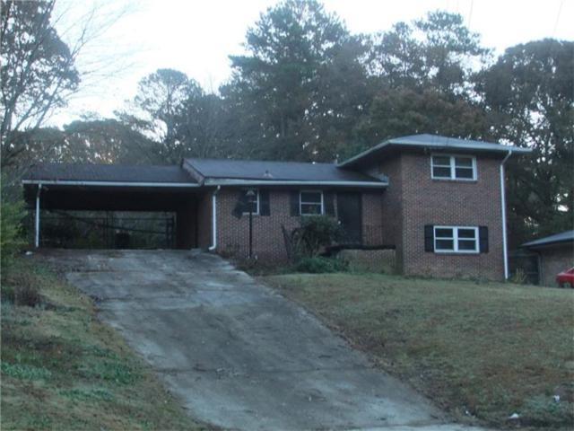 715 Skipper Drive NW, Atlanta, GA 30318 (MLS #5915968) :: North Atlanta Home Team