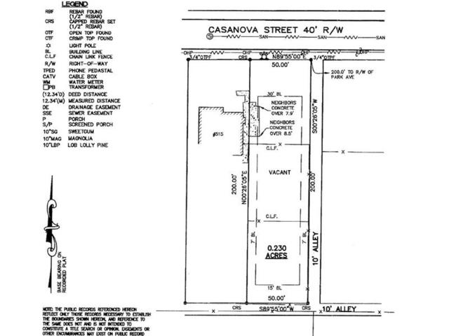 0 Casanova Street SE, Atlanta, GA 30315 (MLS #5917024) :: North Atlanta Home Team