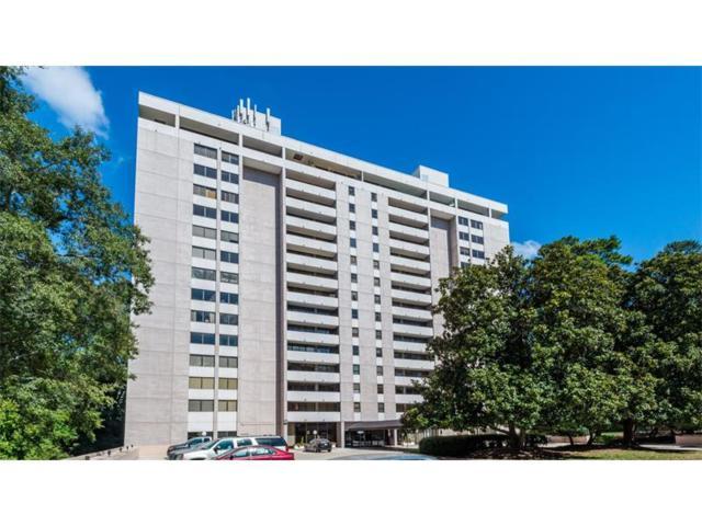 3530 Piedmont Road NE 14L, Atlanta, GA 30305 (MLS #5917099) :: North Atlanta Home Team