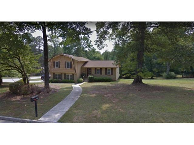 501 Edgefield Drive, Stone Mountain, GA 30087 (MLS #5917117) :: North Atlanta Home Team