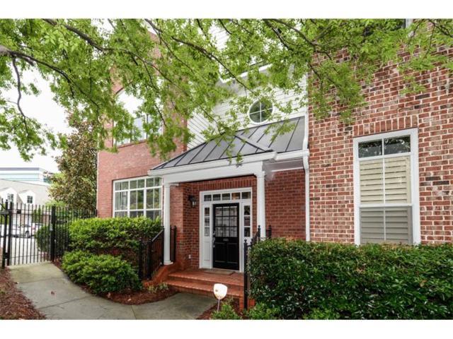 5412 Glenridge Cove #5412, Atlanta, GA 30342 (MLS #5917170) :: North Atlanta Home Team