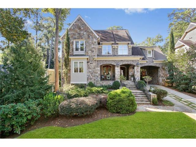 511 Pine Tree Drive NE, Atlanta, GA 30305 (MLS #5917321) :: North Atlanta Home Team