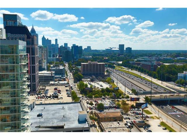 1280 W Peachtree Street NW #3406, Atlanta, GA 30309 (MLS #5917350) :: North Atlanta Home Team