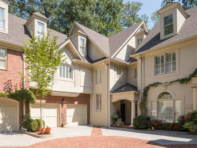 78 Lindbergh Drive NE #120, Atlanta, GA 30305 (MLS #5917407) :: The Russell Group