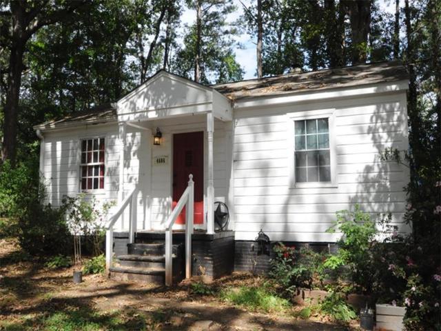 4606 Ridge Drive, Pine Lake, GA 30072 (MLS #5917451) :: North Atlanta Home Team