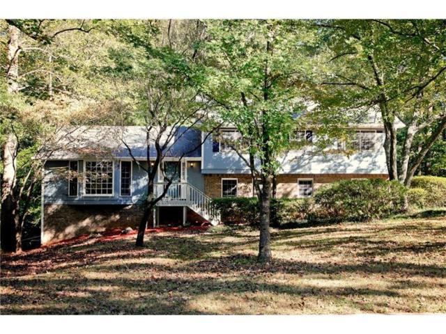 4565 Gann Crossing SW, Smyrna, GA 30082 (MLS #5917466) :: North Atlanta Home Team