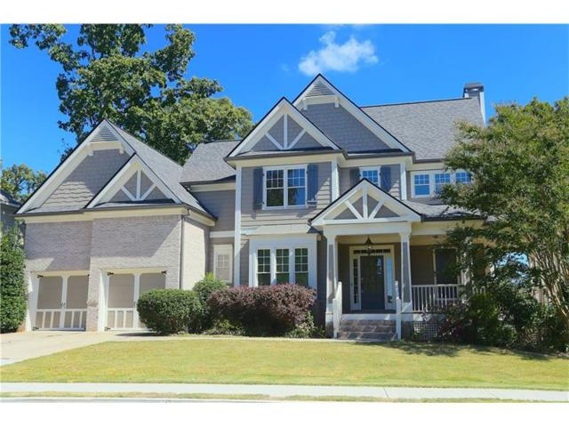505 Wooded Mountain Trail, Canton, GA 30115 (MLS #5917474) :: North Atlanta Home Team