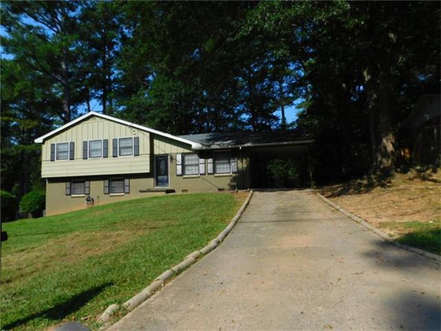 4273 Rocklane Drive, Conley, GA 30288 (MLS #5917500) :: North Atlanta Home Team