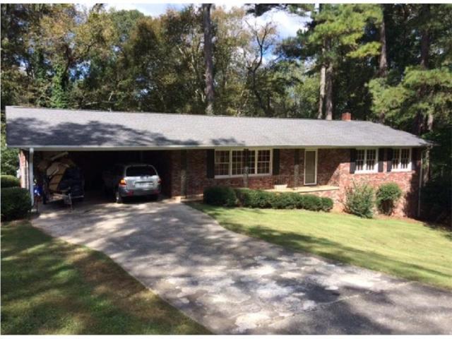1505 Robinhood Trail, Gainesville, GA 30501 (MLS #5917537) :: North Atlanta Home Team