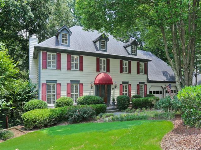 80 Tamarisk Drive, Atlanta, GA 30342 (MLS #5917550) :: North Atlanta Home Team