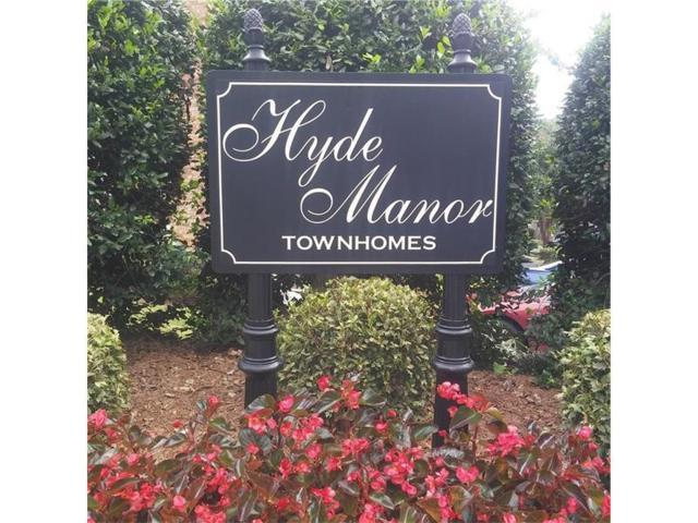 6577 Wellington Square, Norcross, GA 30093 (MLS #5917739) :: North Atlanta Home Team