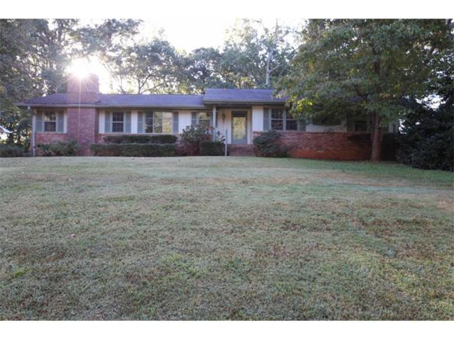 2591 Country Club Drive, Conyers, GA 30013 (MLS #5917939) :: Carr Real Estate Experts