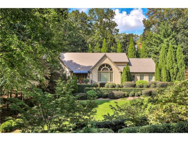 335 Green Glen Way, Sandy Springs, GA 30327 (MLS #5917996) :: North Atlanta Home Team