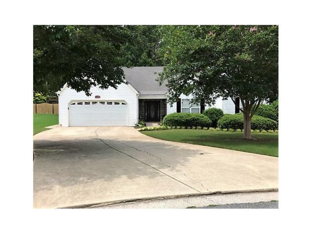 161 Colonial Way, Dallas, GA 30157 (MLS #5918017) :: North Atlanta Home Team