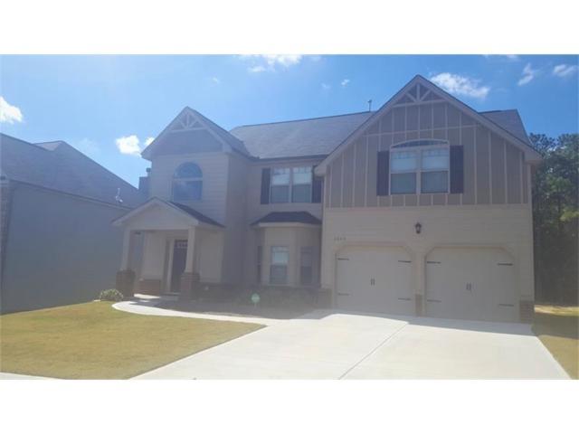 1133 Deadwood Trail, Loganville, GA 30052 (MLS #5918027) :: North Atlanta Home Team
