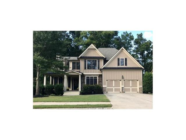 202 Pine Bluff Drive, Dallas, GA 30157 (MLS #5918058) :: North Atlanta Home Team