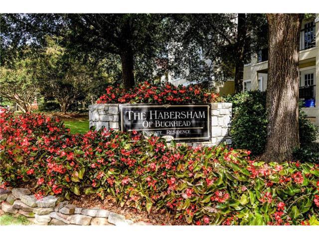 3655 Habersham Road NE #221, Atlanta, GA 30305 (MLS #5918102) :: North Atlanta Home Team