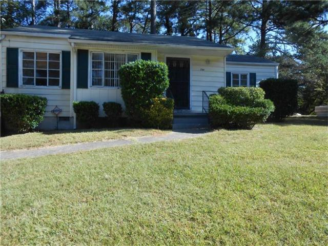 1784 Brewer Boulevard SW, Atlanta, GA 30310 (MLS #5918106) :: North Atlanta Home Team