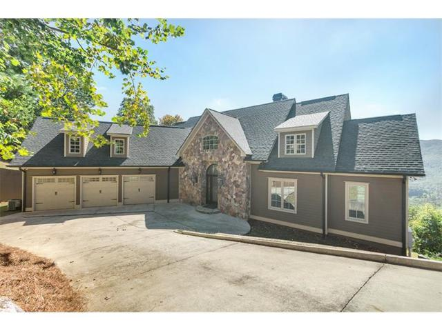 826 Starlight Drive, Sautee Nacoochee, GA 30571 (MLS #5918158) :: North Atlanta Home Team