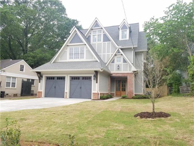 1283 N Druid Hills Road NE, Brookhaven, GA 30319 (MLS #5918195) :: North Atlanta Home Team