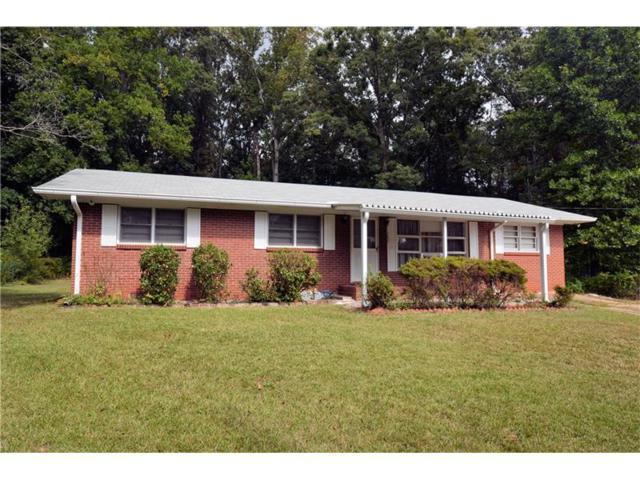 100 Hillcrest Drive SE, Austell, GA 30168 (MLS #5918300) :: North Atlanta Home Team