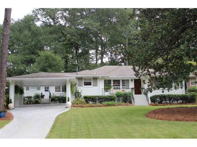 1335 Amanda Circle, Decatur, GA 30033 (MLS #5918367) :: North Atlanta Home Team