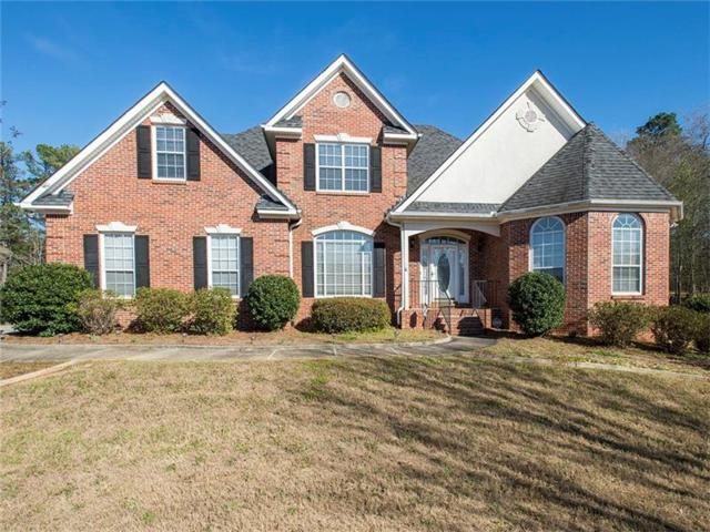 218 Arthur Drive, Mcdonough, GA 30252 (MLS #5918450) :: North Atlanta Home Team