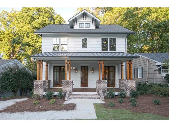 1451 Wessyngton Road NE, Atlanta, GA 30306 (MLS #5918475) :: The Zac Team @ RE/MAX Metro Atlanta