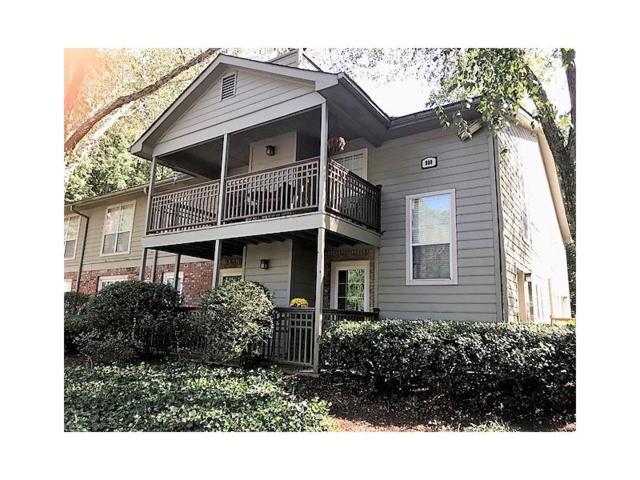 907 Lenox Way NE #907, Atlanta, GA 30324 (MLS #5918519) :: North Atlanta Home Team