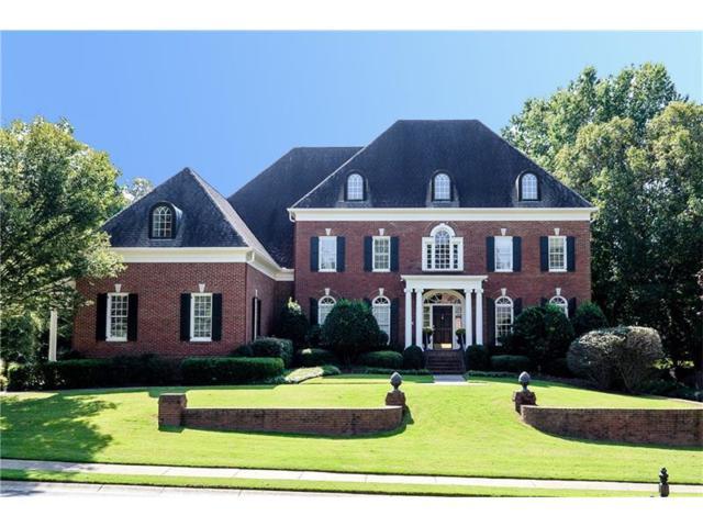 447 Langley Oaks Drive SE, Marietta, GA 30067 (MLS #5918552) :: North Atlanta Home Team