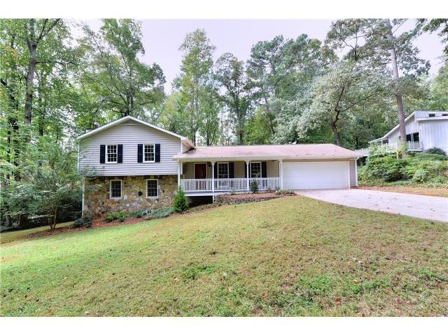 310 Chaffin Ridge Court, Roswell, GA 30075 (MLS #5918575) :: The Cowan Connection Team