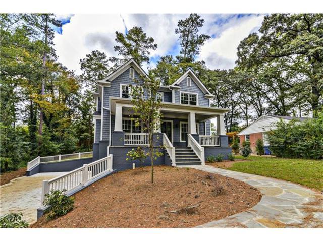 3502 Rockhaven Circle NE, Atlanta, GA 30324 (MLS #5918604) :: North Atlanta Home Team