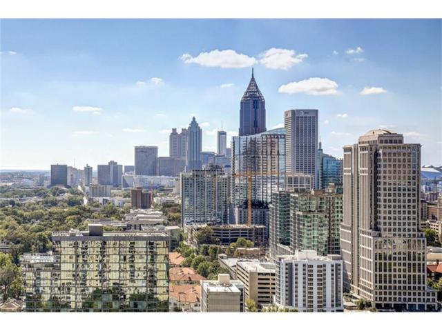 195 14th Street NE Ph601, Atlanta, GA 30309 (MLS #5918746) :: North Atlanta Home Team