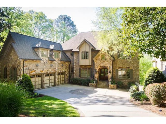 362 Hillside Drive NW, Atlanta, GA 30342 (MLS #5919009) :: North Atlanta Home Team