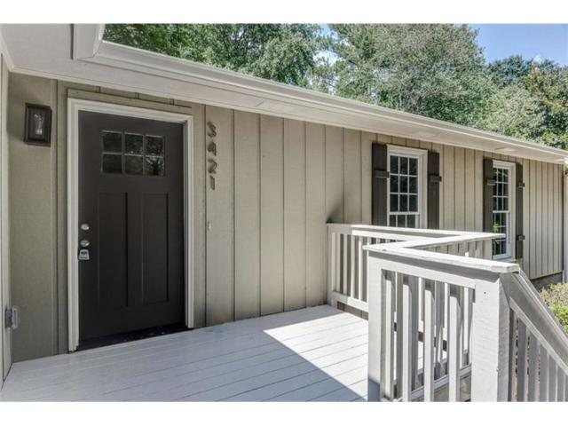 3421 Brookhill Circle, Marietta, GA 30062 (MLS #5919186) :: North Atlanta Home Team
