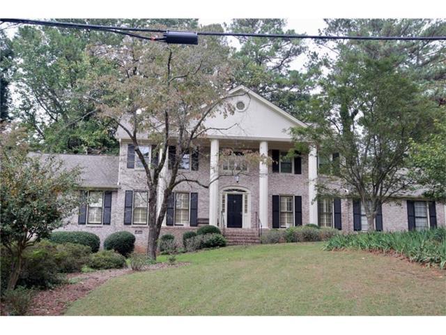 5410 Trowbridge Drive, Dunwoody, GA 30338 (MLS #5919245) :: North Atlanta Home Team