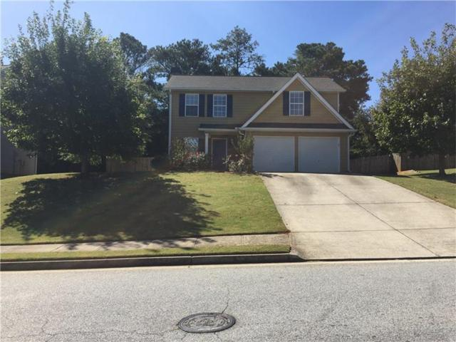 6025 Castlegate Drive, Douglasville, GA 30135 (MLS #5919257) :: North Atlanta Home Team