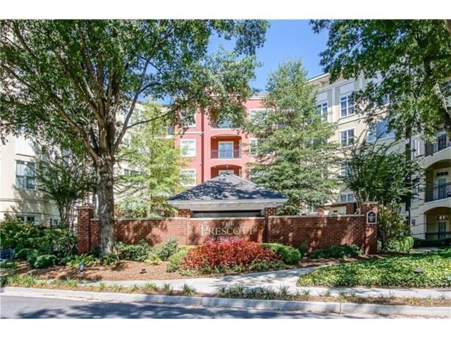 11 Perimeter Center E #2102, Dunwoody, GA 30346 (MLS #5919325) :: North Atlanta Home Team