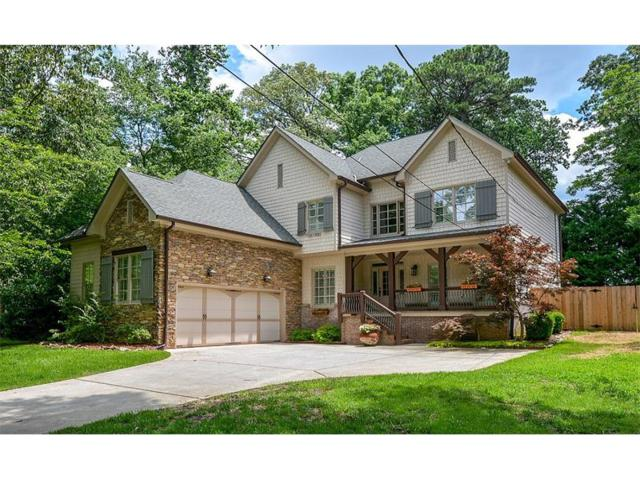 3061 Jefferson Street, Chamblee, GA 30341 (MLS #5919338) :: North Atlanta Home Team
