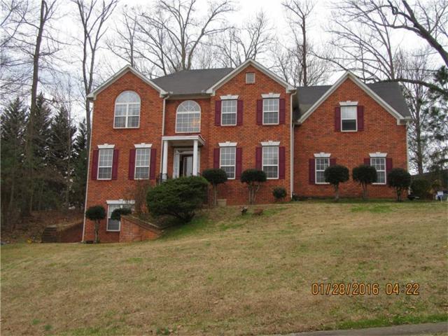 2685 Old Stagecoach Drive, Douglasville, GA 30135 (MLS #5919346) :: North Atlanta Home Team