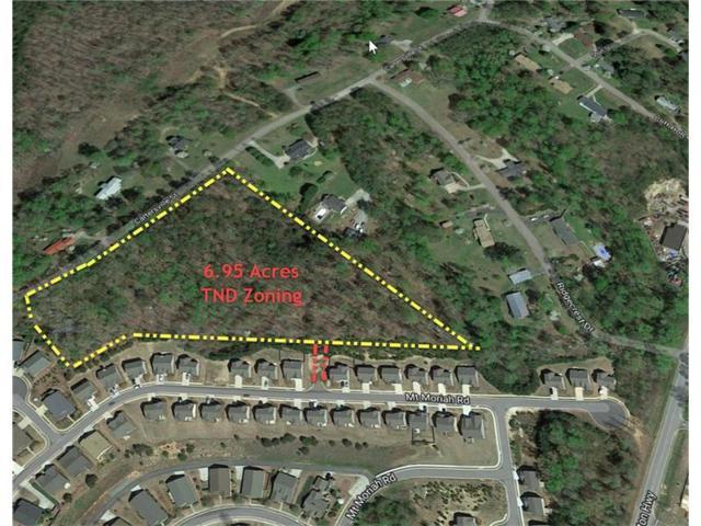 1035 Cartersville Street, Ball Ground, GA 30107 (MLS #5919396) :: Path & Post Real Estate