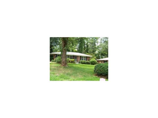1383 Dennis Drive, Decatur, GA 30032 (MLS #5919415) :: North Atlanta Home Team
