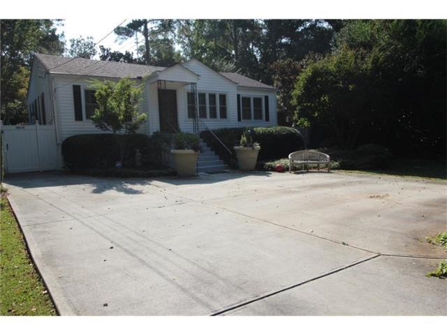 1141 Janes Lane NE, Atlanta, GA 30324 (MLS #5919491) :: North Atlanta Home Team