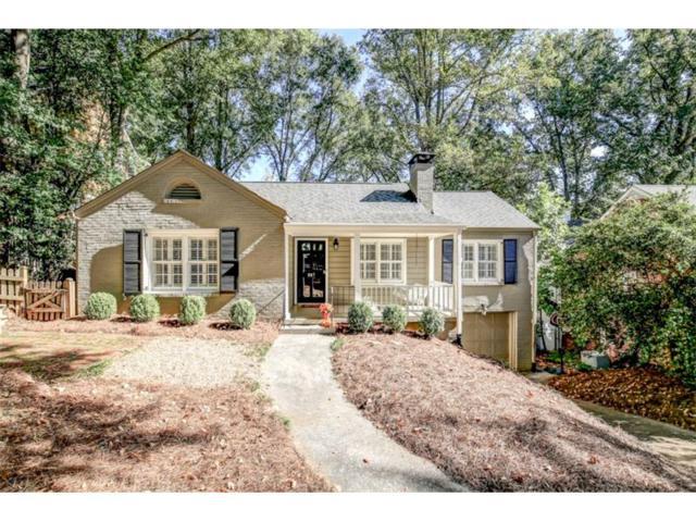 987 Northcliffe Drive NW, Atlanta, GA 30318 (MLS #5919511) :: North Atlanta Home Team