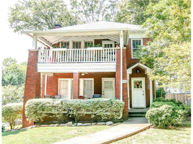 1110 N Highland Avenue NE, Atlanta, GA 30306 (MLS #5919550) :: North Atlanta Home Team