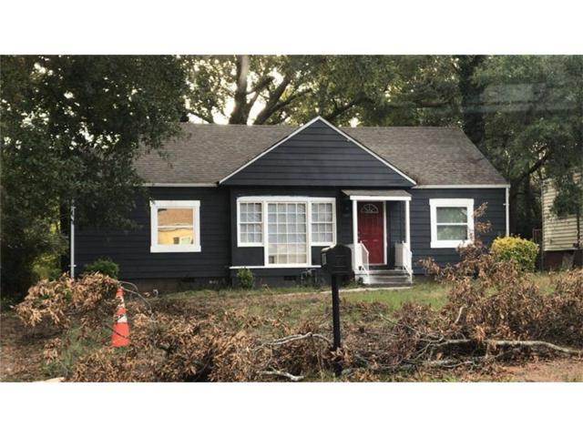 1887 Sylvan Ridge Drive SW, Atlanta, GA 30310 (MLS #5919683) :: North Atlanta Home Team