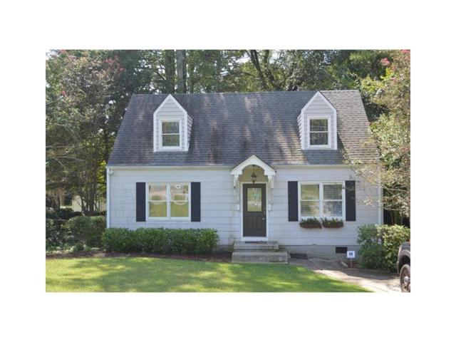 1825 Dresden Drive NE, Brookhaven, GA 30319 (MLS #5919684) :: North Atlanta Home Team