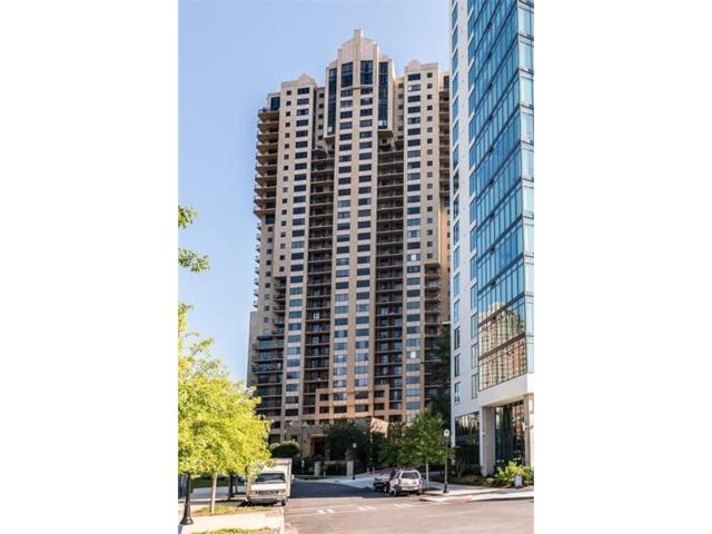3481 Lakeside Drive NE #1307, Atlanta, GA 30326 (MLS #5919749) :: North Atlanta Home Team